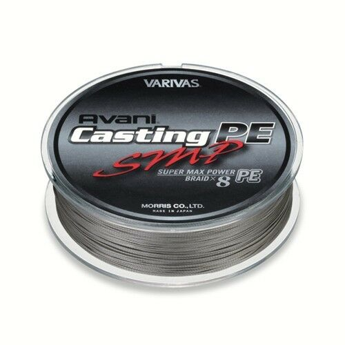 VARIVAS Avani Casting PE SMP Super Max Power  8 Braid PE Line 400m 437yds  not to be missed!