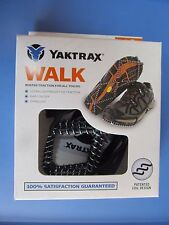 Yaktrax Walk Traction Cleats for Walking on Snow/Ice Size XS #08606  NEW
