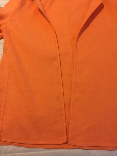 Veste Orange 10 Allard Dames Ellen Tracy Linda 1A5qfwH