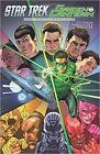 Star Trek/Green Lantern: The Spectrum War by Mike Johnson (Hardback, 2016)
