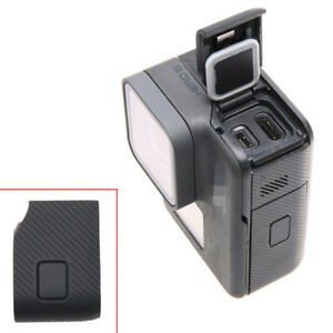 Image is loading For-GoPro-HERO-5-Micro-HDMI-Port-Cover-  sc 1 st  eBay & For GoPro HERO 5 Micro HDMI Port Cover Repair Part Replacement Side ...