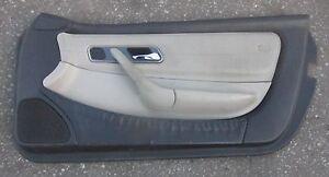 Mercedes-R170-W170-SLK-Tuerpappe-Tuerverkleidung-Vorne-Rechts-VR-Beige-Creme-Bj-98