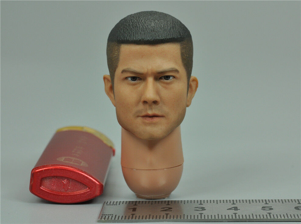 Head Sculpt for FLAGSET 73011 People's People's People's Liberation Army Marine Corps 1 6 12'' 9fa007