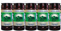 5x Hyper Lecithin, 200caps With Gingko Biloba, Vitamin E, Grape Bark