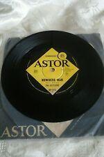 """NOWHERE MAN-THE SETTLERS.VINYL 7""""45RPM.ASTOR.AUSTRALIA.VG+"""