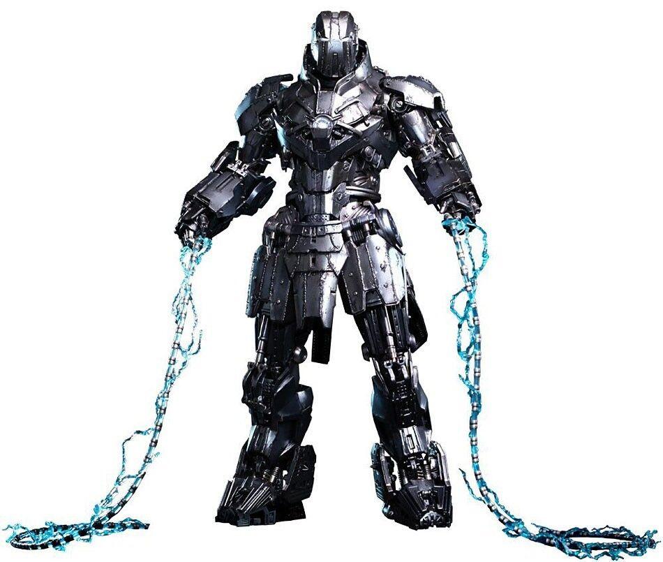Iron Man 2 Movie Masterpiece  Whiplash Mark II Collectible Figure  derniers styles