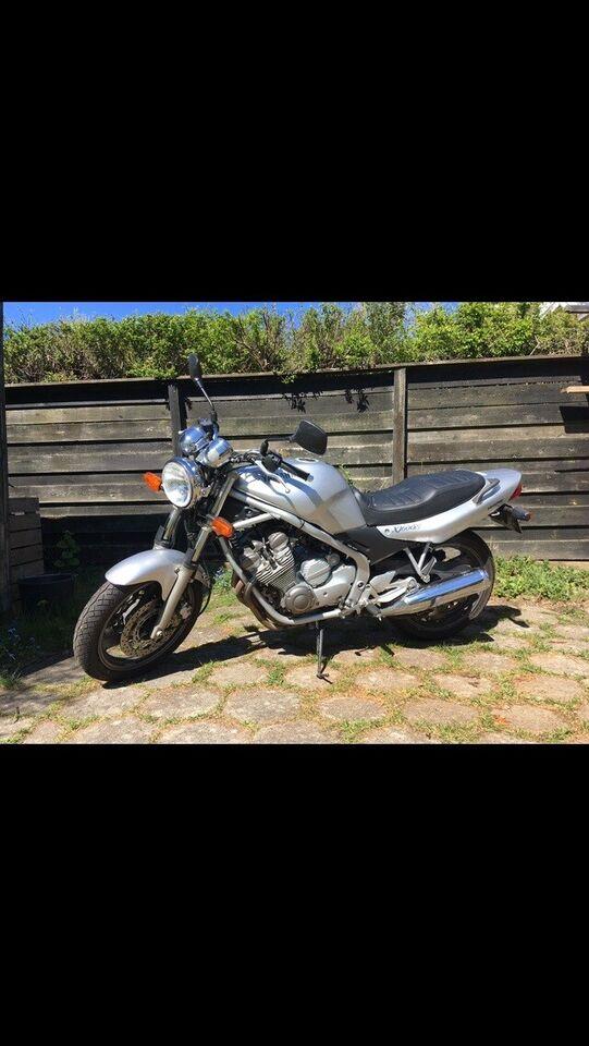 Yamaha, Yamaha XJ, 600 ccm