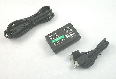 PS Vita Charger | USB Cable & Adapter