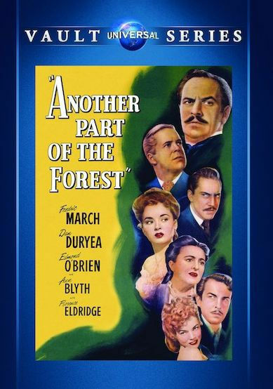 ANOTHER PARTIE DE FOREST (Fredric March) - DVD - Sans Zonage - Scellé