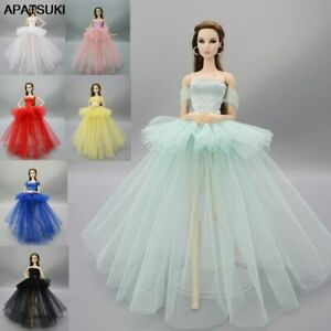 Fashion-Costume-Clothes-For-11-5in-Doll-Dress-Party-Dresses-Outfits-1-6-Doll