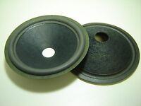 Pair 10 Paper Speaker Cones - Recone Parts - 42-08474xxx