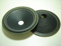 Pair 10 Paper Speaker Cones - Recone Parts - 42-08474xxx