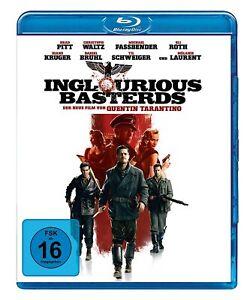 Bastardi gloria [Blu-Ray/Nuovo/Scatola Originale] di Quentin Tarantino, con Brad Pitt, C.W
