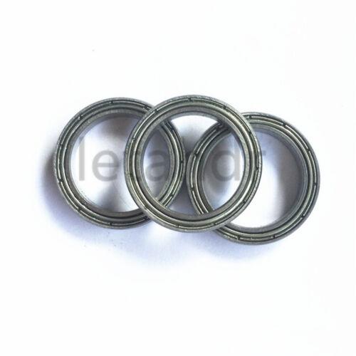 5//10//20 pcs Thin-wall Ball Bearing 6700ZZ To 6705ZZ Metal Shielded Bearings