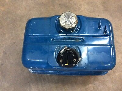 Diesel Fuel Cap Ford New Holland Tractor 1110 1120 1210 1215 1220 1300 NEW Gas