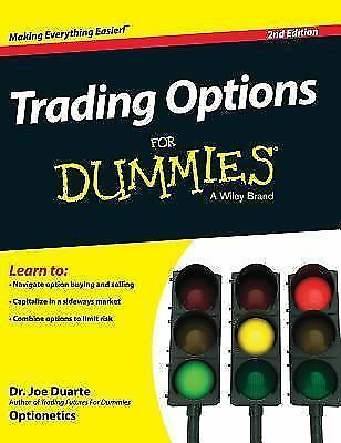 Trading options for dummies 3rd edition joe duarte