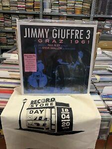 JIMMY Giuffre 3 2LP Graz 1961 RSD 2020 Versiegelt