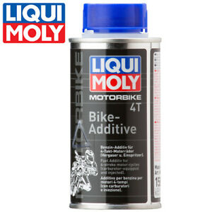 Liqui Moly Motorbike 4T Bike Additive 125ml, 1581, Additiv Benzin Zusatz 4Takt