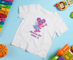 8d25c9df Abby Cadabby Birthday Girl T-Shirt-Family Matching funny shirts. | eBay