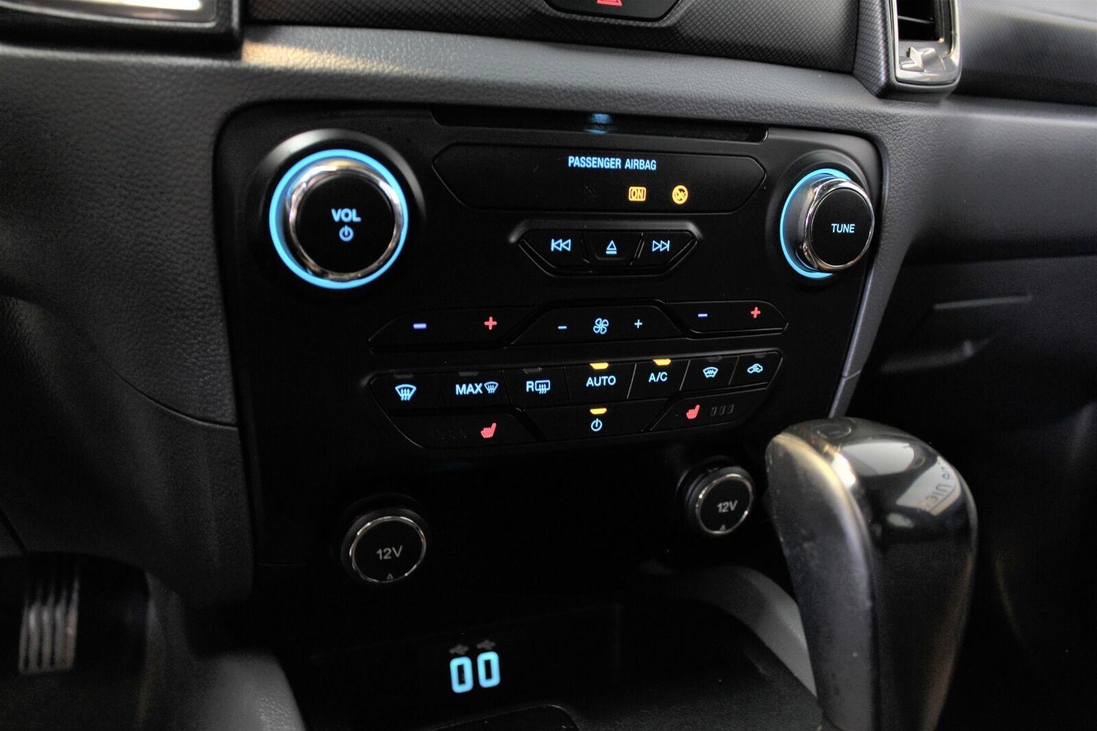 Ford Ranger 3,2 TDCi Rap Cab Wildtrak aut. 4x4 - billede 12