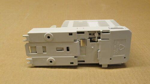 ABB DI810 DIGITAL INPUT MODULE 24VDC 2X8 POINT AND 3BSE013230R1 TERMINAL 8 AVAIL