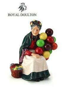 Royal doulton figurine the old balloon seller england hn1315 ebay