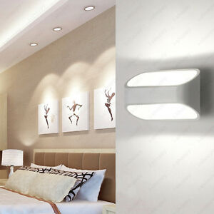 Up-Down-3W-LED-COB-Wall-Sconce-Light-Fixture-Decor-Bedside-Lamp-Living-Room-Cafe