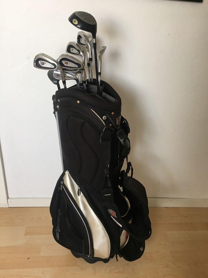 Golfbag, Wilsonstaff
