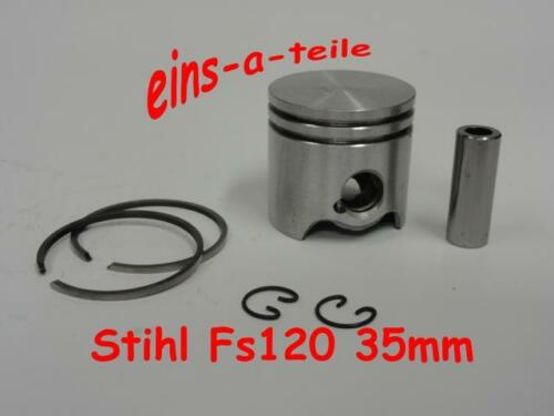 Kolben passend für Stihl FS120 35mm NEU Top Qualität
