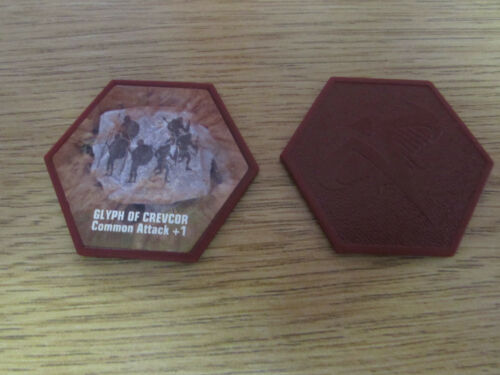 HEROSCAPE REPLACEMENT GAME PARTS DICE MARKERS...PLEASE USE THE DROP DOWN BOX
