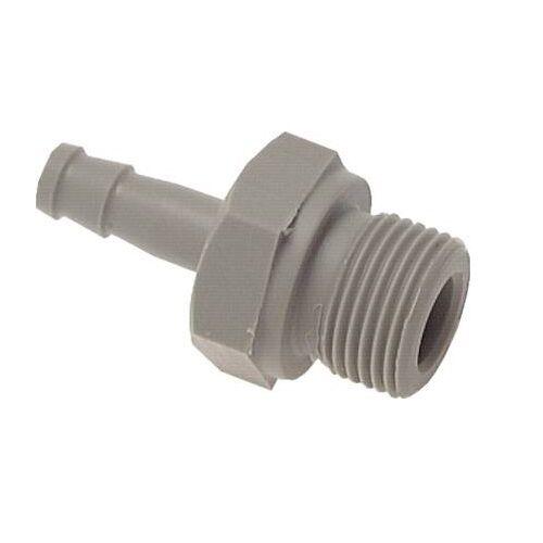 Gewinde zylindr Tülle Gewindetülle Verschraubung PN 10 Kunststoff PP