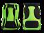 MOCHILA-GAMING-KEEP-OUT-17-NYLON-VERDE-FLUOR-BK7FGXL-PORTATILES-TABLETS-EBOOK miniatura 4