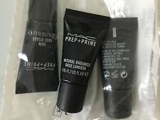 Mac Prep + Prime Skin Foundation Base (3 Pieces) - Travel Deluxe Samples