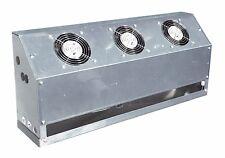 Back Bar Reach In Cooler Evaporator 3 Fans Blower 2300 Btu 360 Cfm 220v