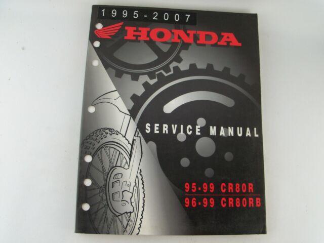 Genuine Honda 1995