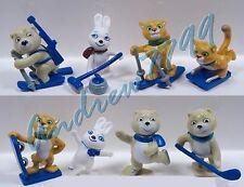 Schokoladenei Maskottchen Sotschi Olympische Winterspiele 2014 -1 Spielzeug 5.99