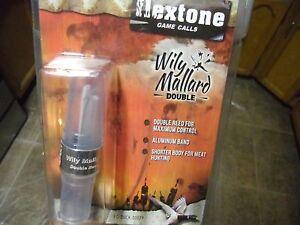 Flextone Wily Mallard Single Reed Call