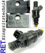 Einspritzdüse BOSCH 0280150721 VW Polo 86 C G 40 030906031B gereinigt & geprüft