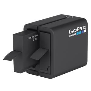 Ersatzakku GoPro Akku-Ladegerät mit 2 Anschlüssen für HERO4 inkl AHBBP-401