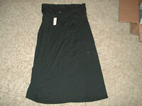 Black Bobbie Brooks Long Skirt Size 2x