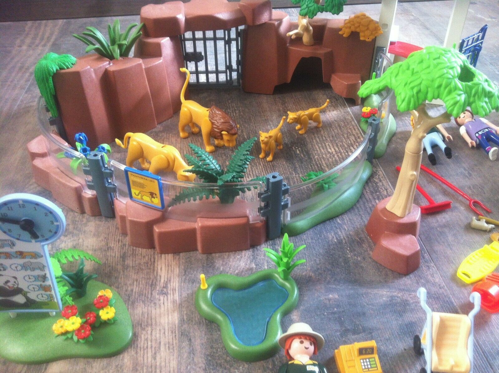 Playmobil 4850 Le grand Zoo