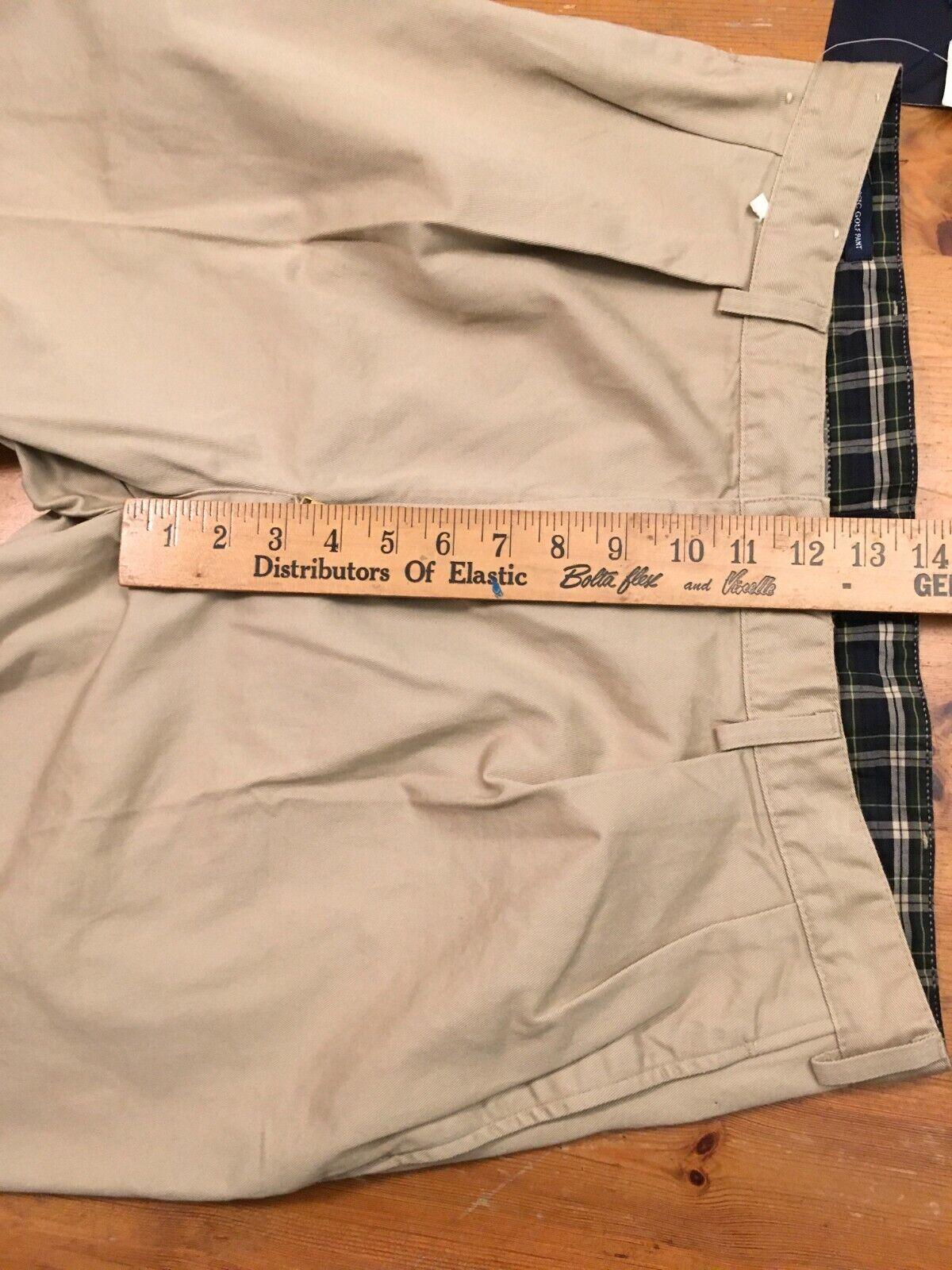 VTG 80s NOS Polo Ralph Lauren Classic Golf Pants … - image 10
