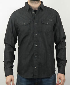 DIESEL-MEN-NEW-sonora-Camicia-00sd24-0-cadn-01-Nero-Nuovo
