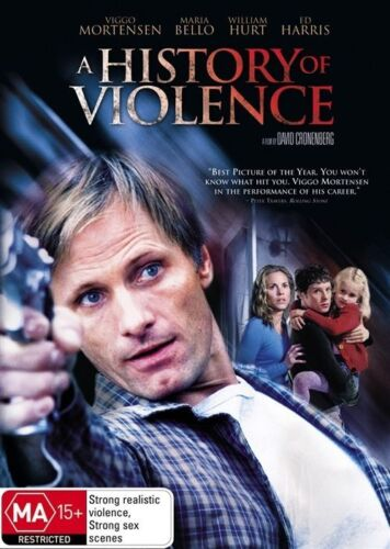 1 of 1 - A History Of Violence (DVD, 2006) R4 PAL NEW FREE POST