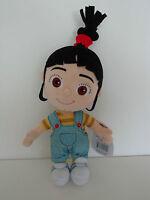 Despicable Me 2 Agnes Plush 11 Thinkway Toys Rare