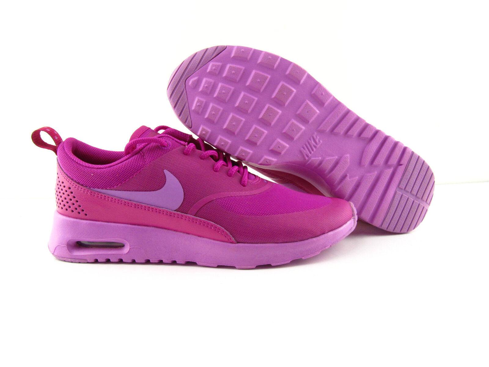 Nike Air Max 90 Thea Vivid  Violet  Fuchsia Flash Glow Sneakers Eur 36.5 - 37.5