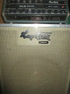 70's Hagstrom Bt 80 Amp & Cab-made In Sweden-afficher Le Titre D'origine