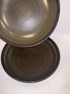 2-FRANCISCAN-039-039-MADEIRA-039-039-CEREAL-OR-SOUP-BOWLS-USA-7-039-039