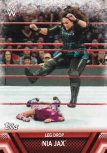 2017-Topps-Wwe-Women-039-s-Division-Trading-Card-Finishers-F-21-Nia-Jax