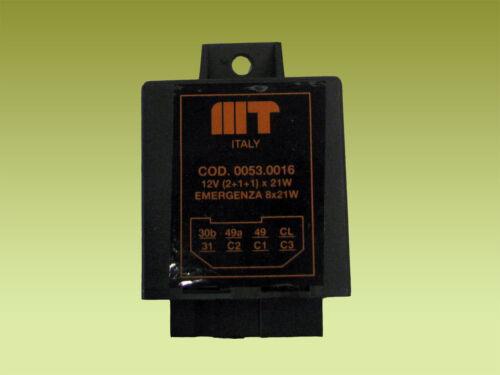Blinkgeber Blinkrelais COBO 00530016 12V 8x21W IHC Case IH 2120 2130 2140 2150